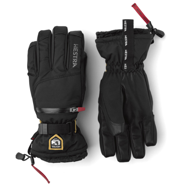 Hestra All Mountain CZone 5 Finger Glove Black