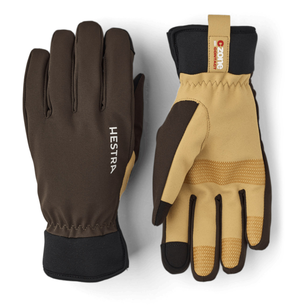 Hestra CZone Contact Glove Dark Forest