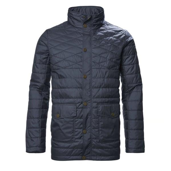Musto Edinburgh Primaloft Quilted Jacket Dark Sapphire