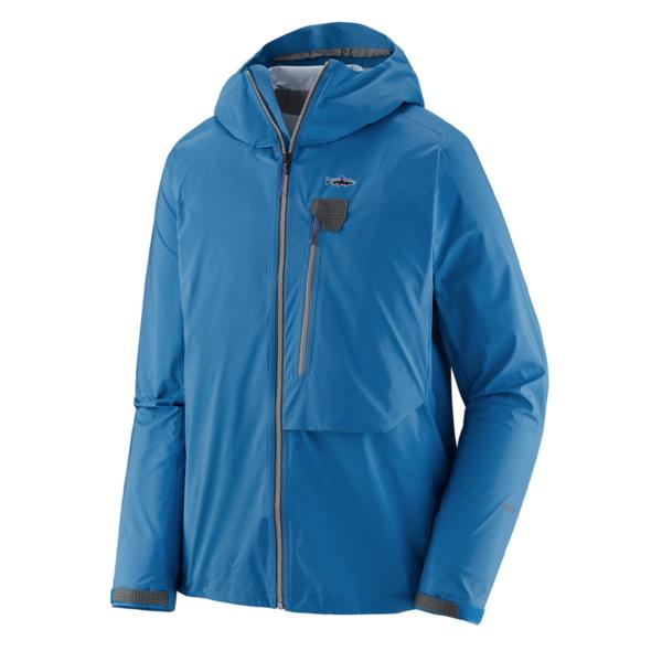 Patagonia Mens Ultralight Packable Jacket Joya Blue