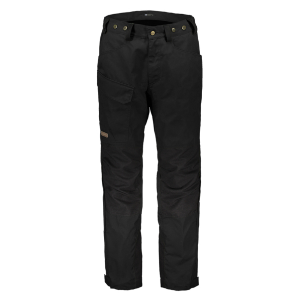 Sasta Jero Trousers Regular Leg Black