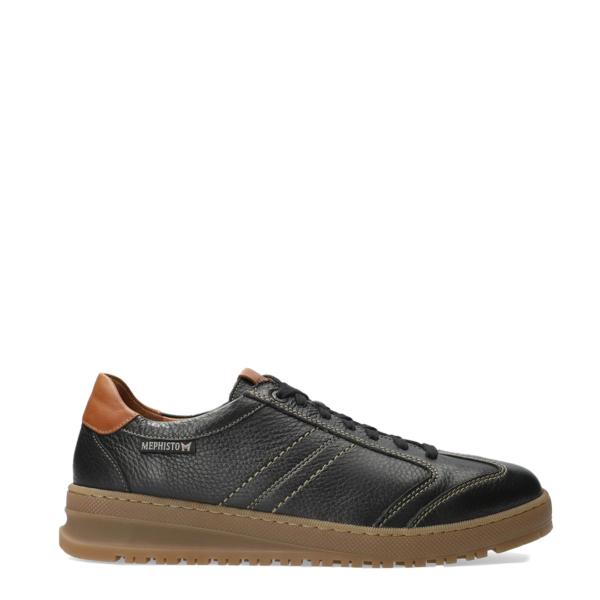 Mephisto Jumper Oregon Shoe Black
