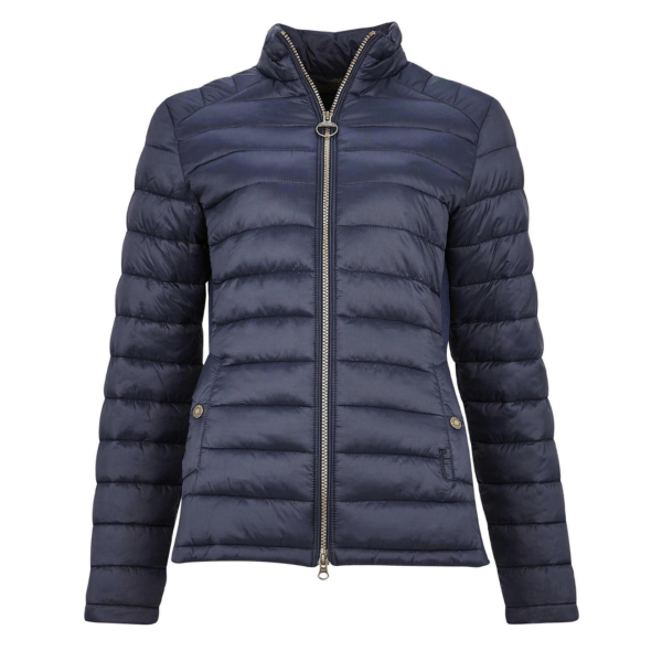 Barbour Womens Ashridge Quilt Jacket Navy