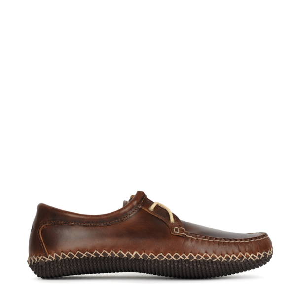 Quoddy Camp Shoe Chromexcel Brown