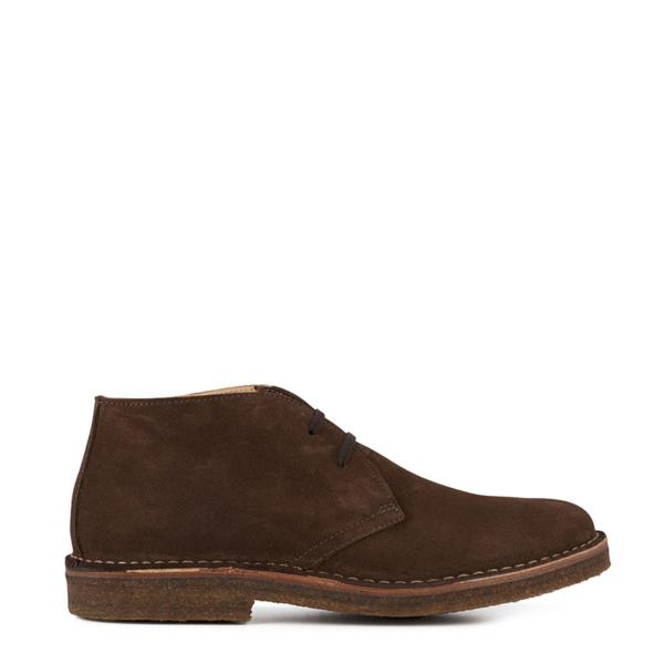 Astorflex Greenflex Boots Dark Chestnut