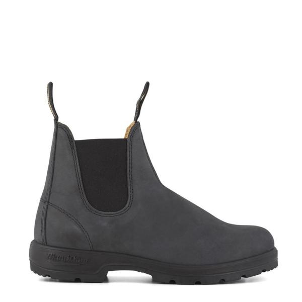 Blundstone Classic Chelsea Boot Rustic Black