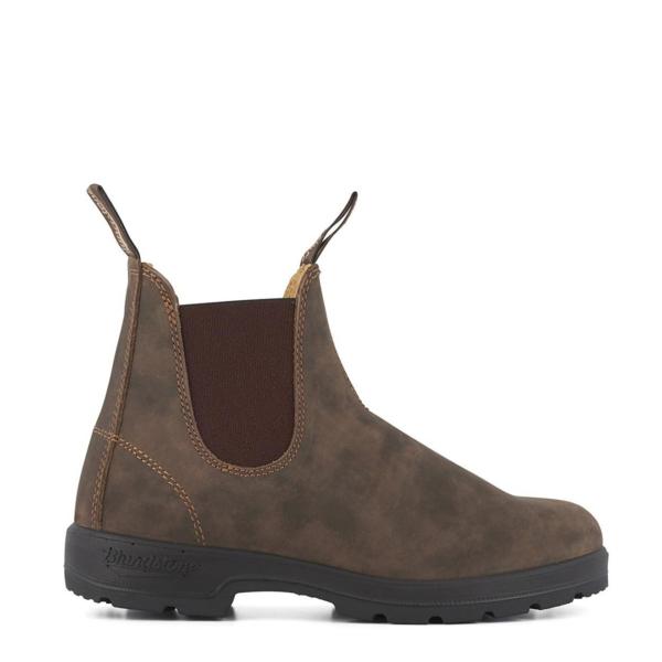 Blundstone Classic Chelsea Boot Rustic Brown