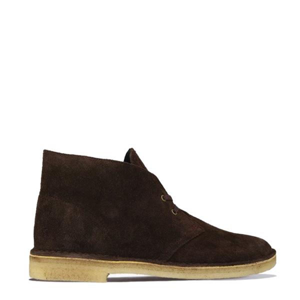 Clarks Originals Desert Boot Chocolate Suede
