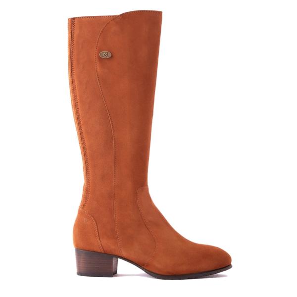 Dubarry Womens Downpatrick Boot Camel