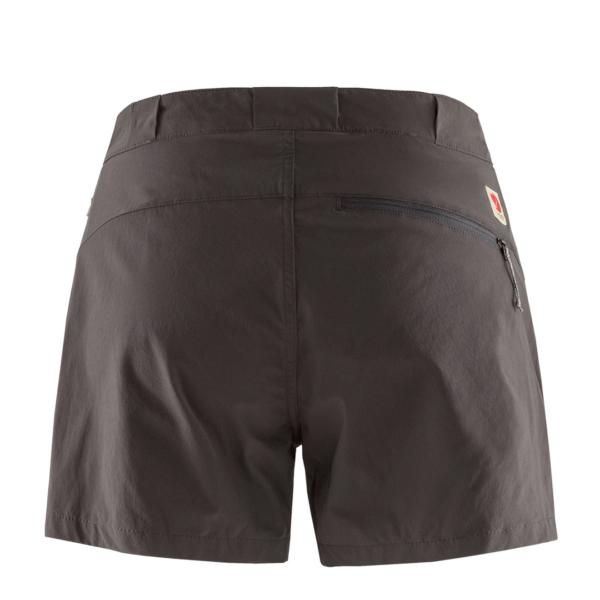 Fjallraven Womens High Coast Lite Shorts Dark Grey