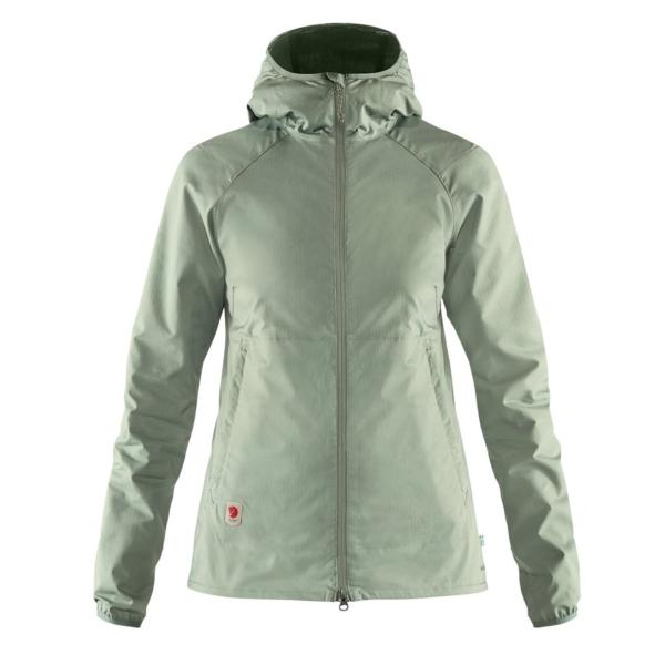 Fjallraven Womens High Coast Shade Jacket Sage Green