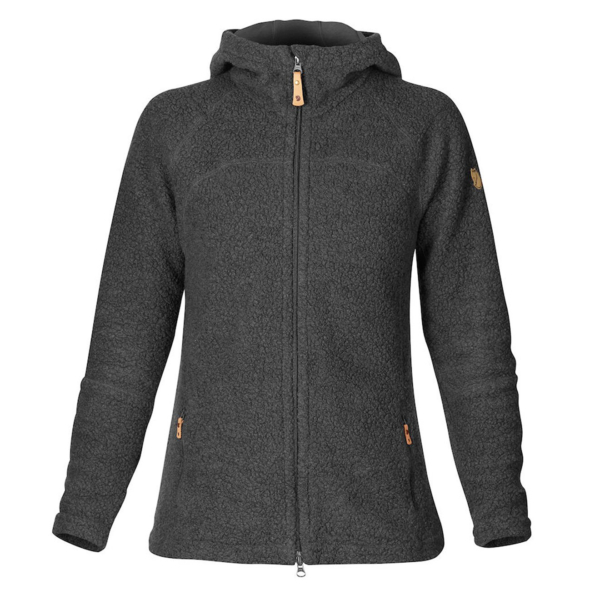 Fjallraven Womens Kaitum Fleece Dark Grey