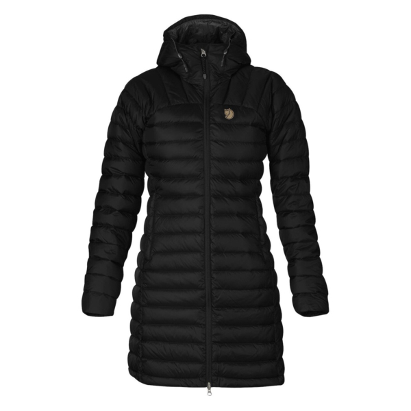 Fjallraven Womens Snow Flake Parka Black