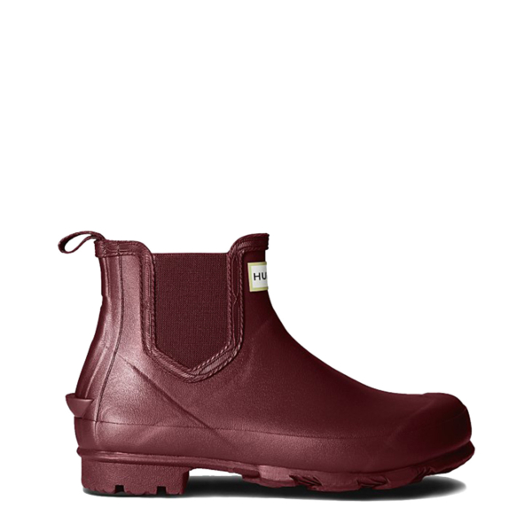 Hunter Womens Norris Chelsea Boot Dulse