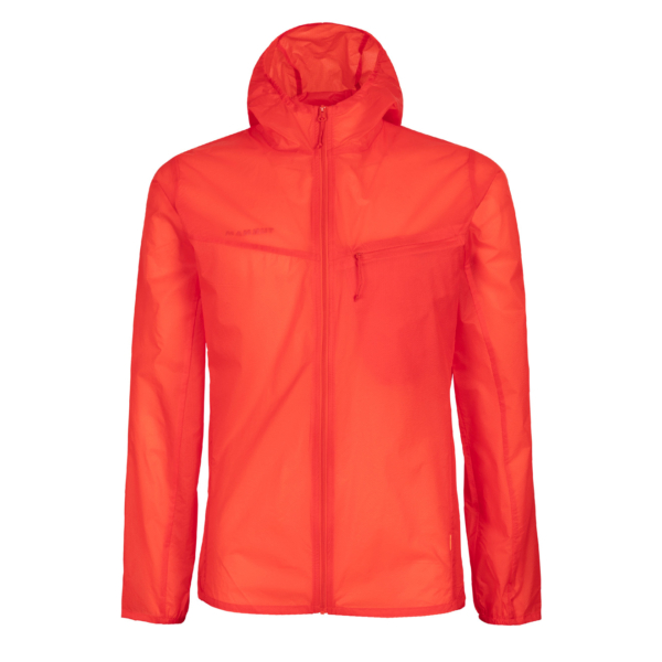 Mammut Convey WB Hooded Jacket Spicy