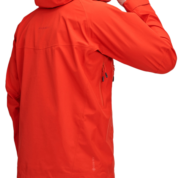 Mammut Crater HS Hooded Jacket Spicy