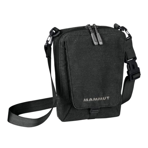 Mammut Tasch Pouch Melange 2L Black