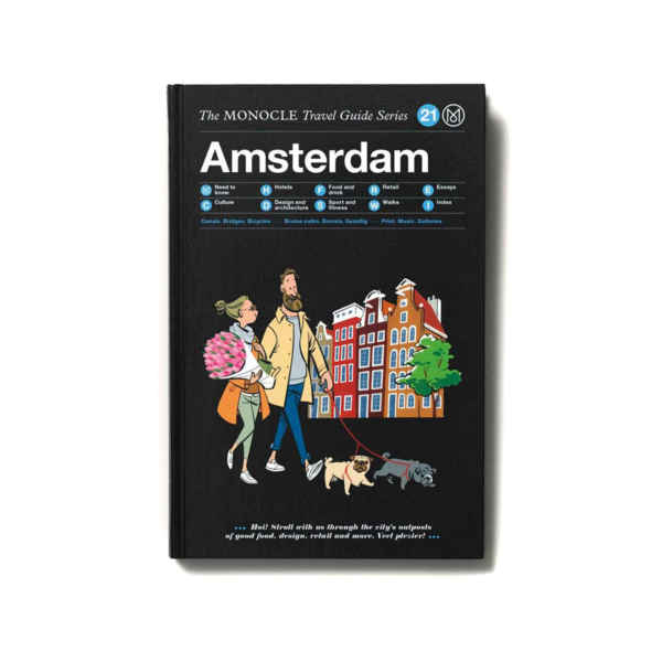 The Monocle Travel Guide Series Amsterdam