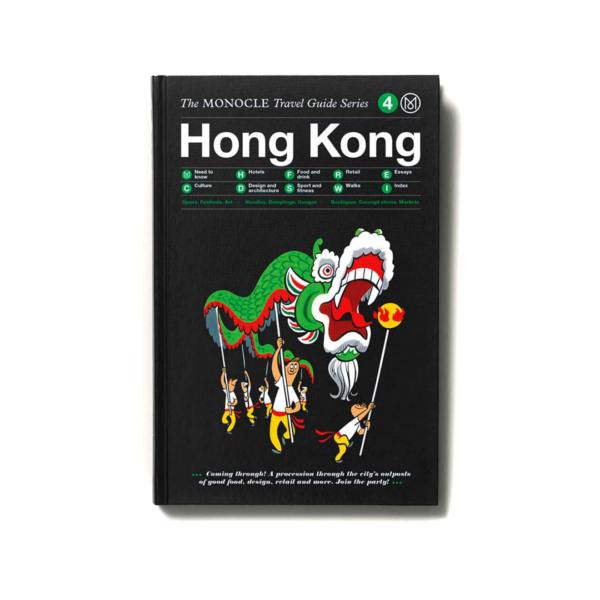 The Monocle Travel Guide Series Hong Kong