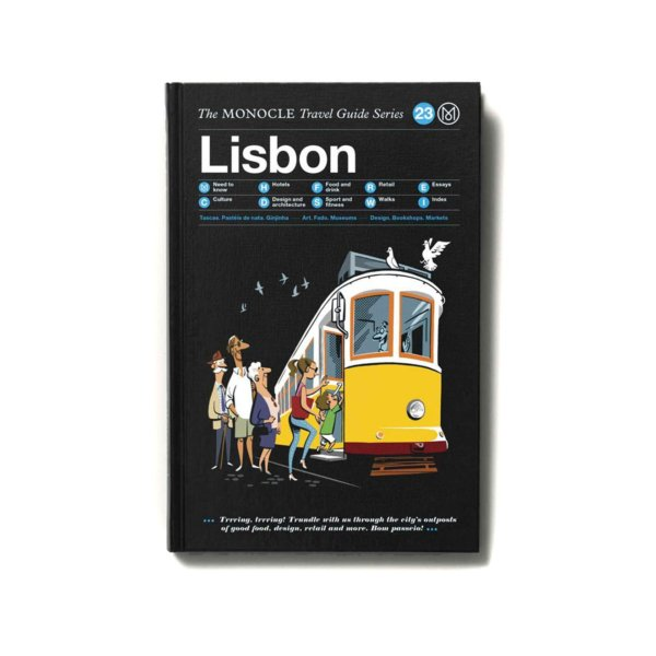 The Monocle Travel Guide Series Lisbon