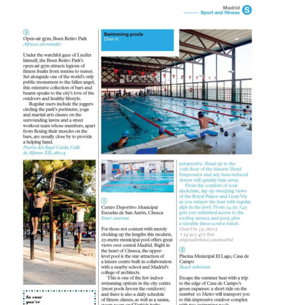 The Monocle Travel Guide Series Madrid