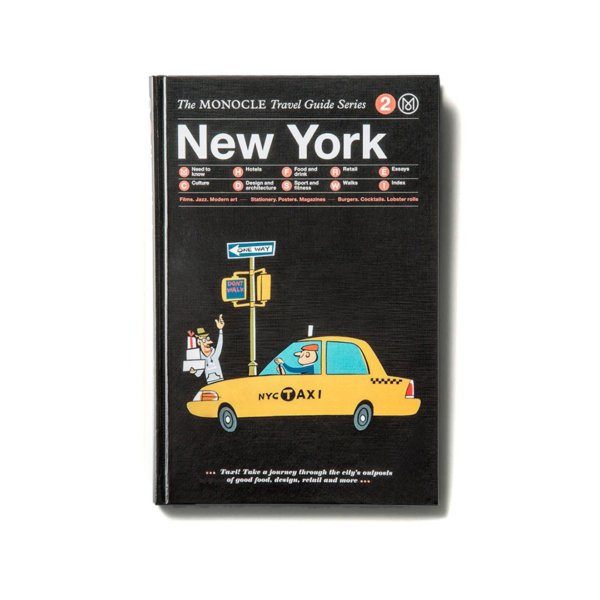 The Monocle Travel Guide Series New York
