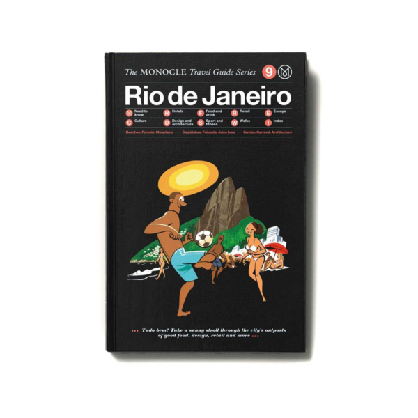 The Monocle Travel Guide Series Rio De Janeiro