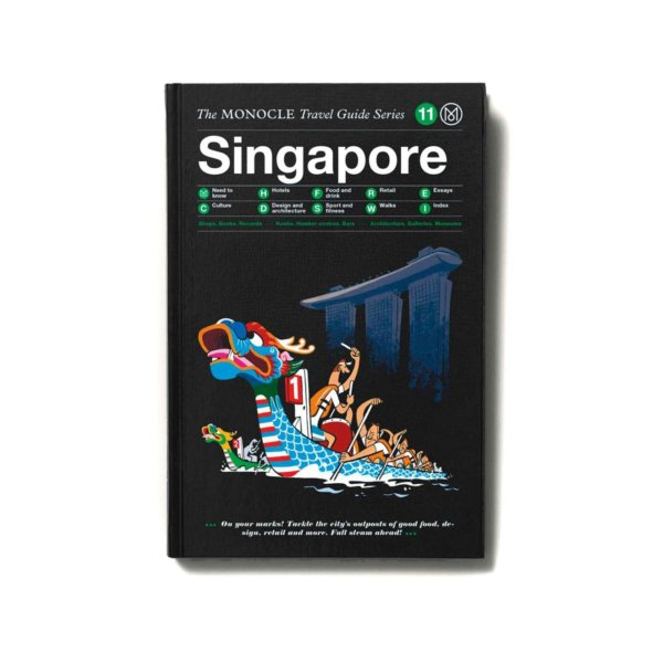 The Monocle Travel Guide Series Singapore