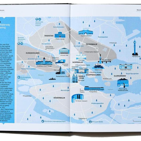 The Monocle Travel Guide Series Stockholm