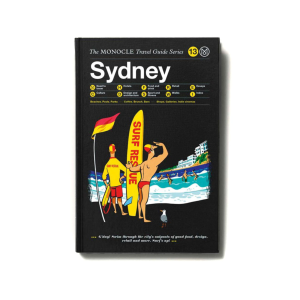 The Monocle Travel Guide Series Sydney