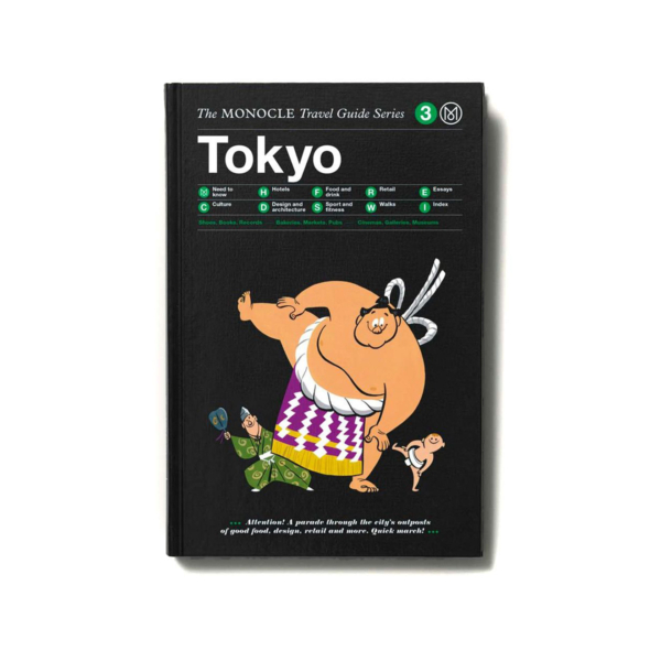 The Monocle Travel Guide Series Tokyo