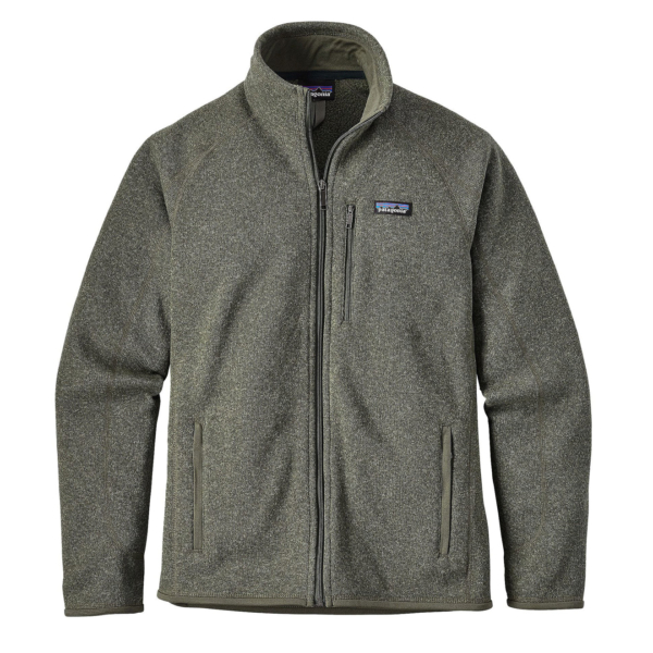 Patagonia Better Sweater Fleece Jacket Industrial Green