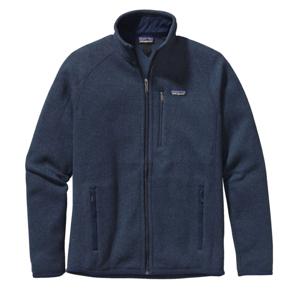 Patagonia Better Sweater Fleece Jacket New Navy