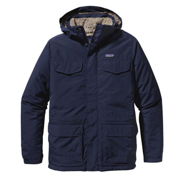Patagonia Isthmus Parka Jacket Navy Blue