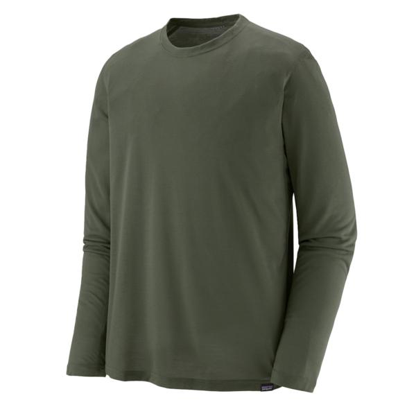 Patagonia L/S Cap Cool Trail Shirt Industrial Green
