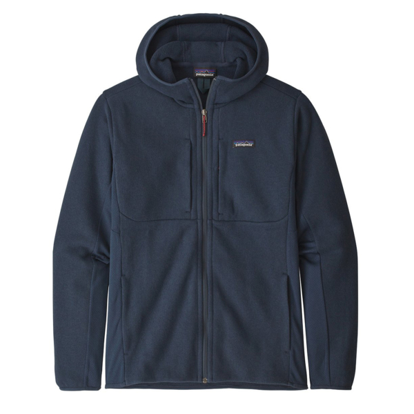 Patagonia Lightweight Better Sweater Fleece Hoody New Navy