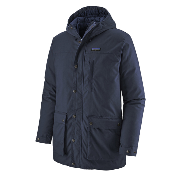 Patagonia Maple Grove Down Parka New Navy