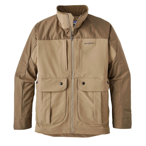 Patagonia Mens Field Hacking Jacket Mojave Khaki