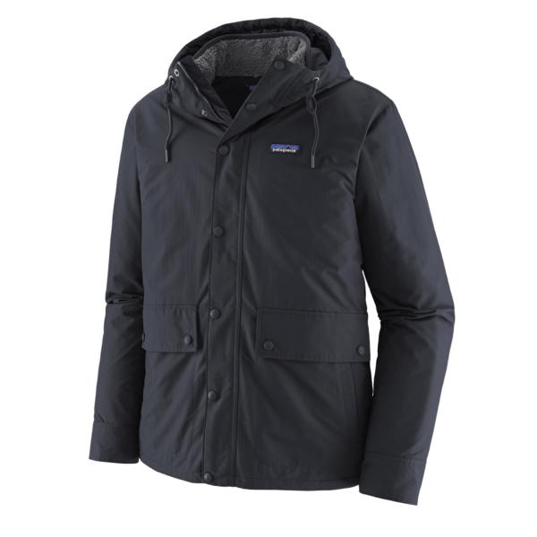 Patagonia Mens Isthmus 3-in-1 Jacket Black