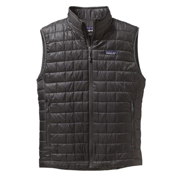 Patagonia Nano Puff Vest Forge Grey