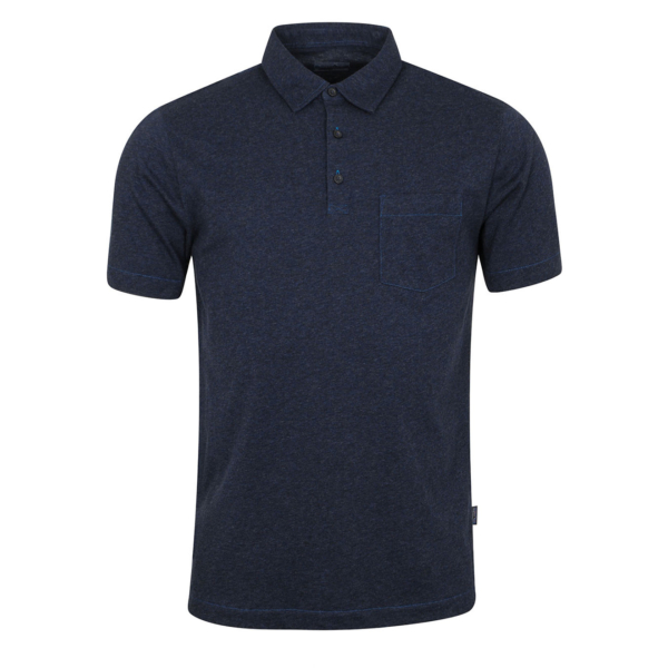 Patagonia Squeaky Clean Polo Navy Blue