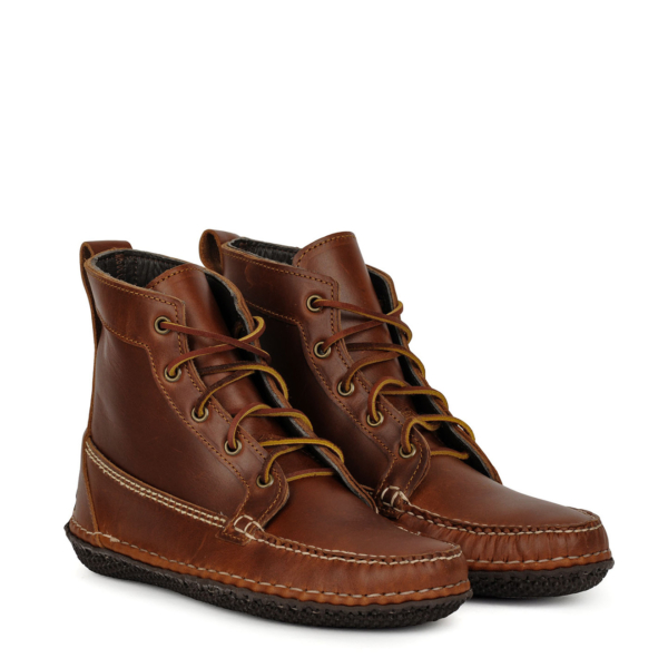 Quoddy Camp Boot Cavalier Whiskey