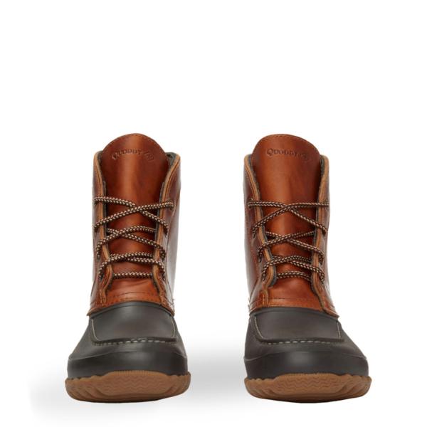 Quoddy Field Waterproof Boot Whiskey