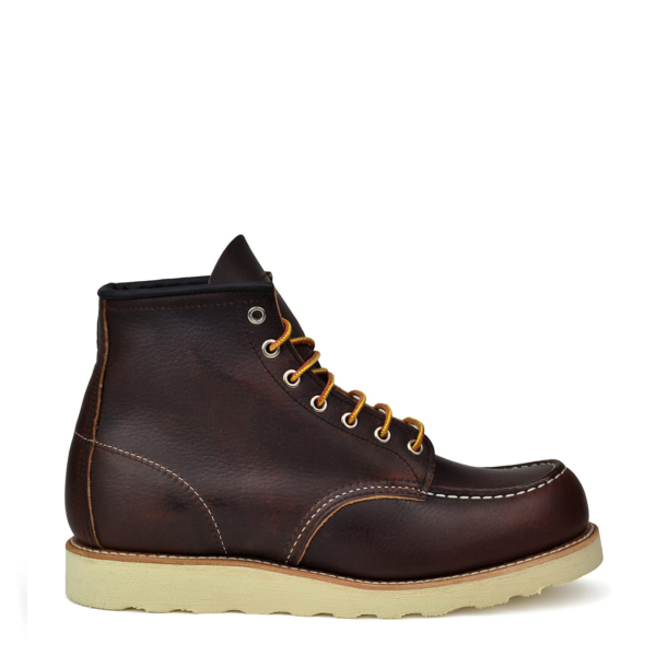 Red Wing 6-Inch Classic Moc Boot Briar Oil Slick