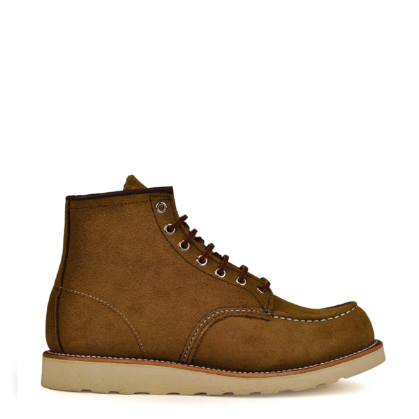 Red Wing 6-Inch Classic Moc Boot Olive Mohave