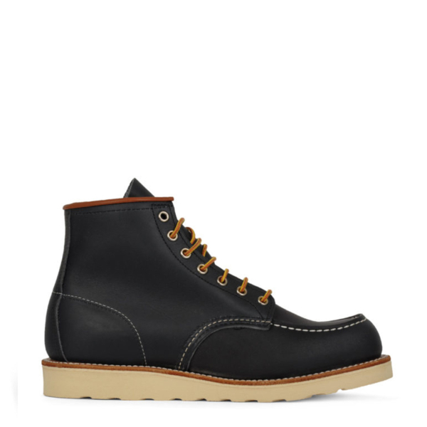 Red Wing 6-inch Classic Moc Boot Navy Portage