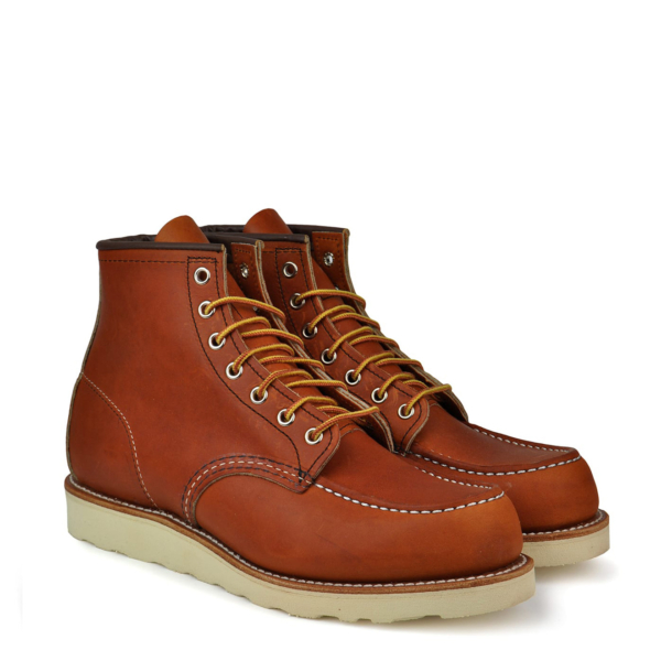 Red Wing 6-inch Classic Moc Boot Oro Legacy