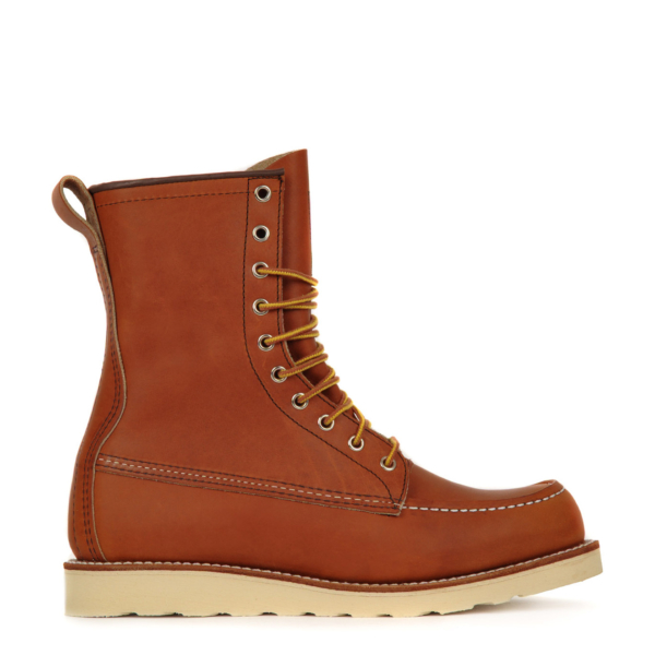 """Red Wing 8"""" Classic Moc Boot Oro Legacy"""