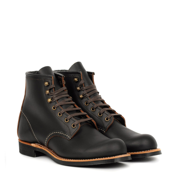 Red Wing Blacksmith Boot Black Prairie