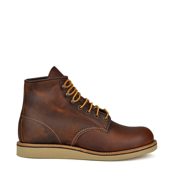 Red Wing Rover Boot Copper Rough & Tough